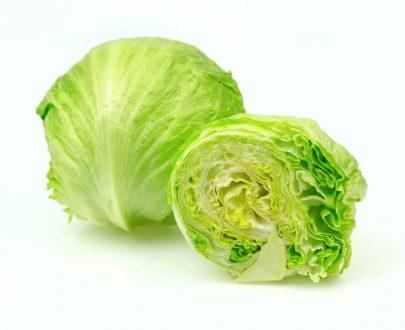 Fresh Iceberg-lettuce