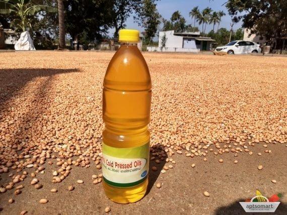 Cold Pressed Groundnut Oil3 aptsomart Online Shopping Store