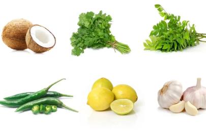 Ingre veggies Aptso Mart